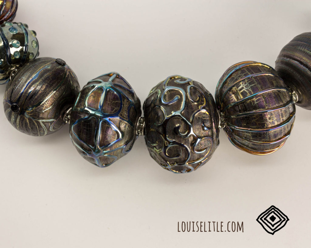 lampworked beads