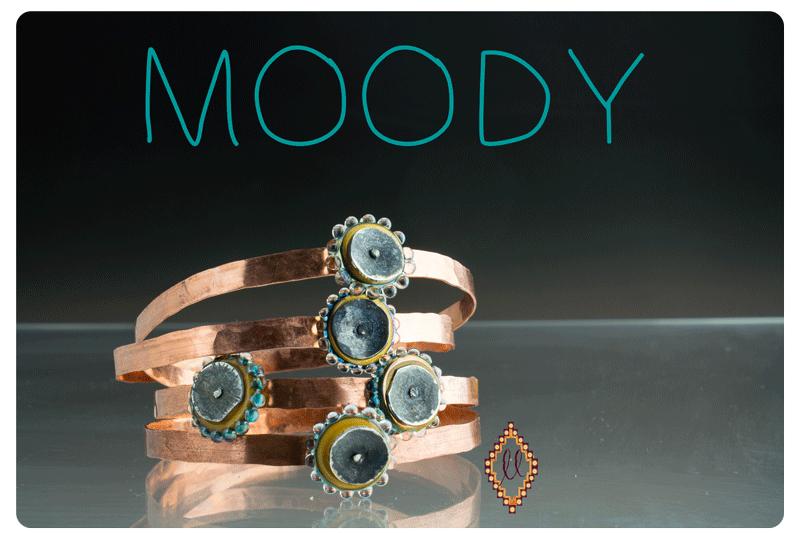 Moody - new bracelet - prototype