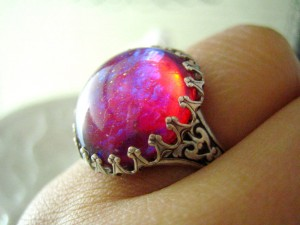 Dragons breath opal