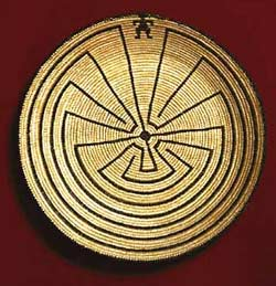 labyrinth basket