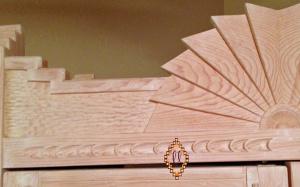 texture on wood