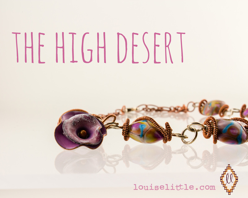 the high desert necklace