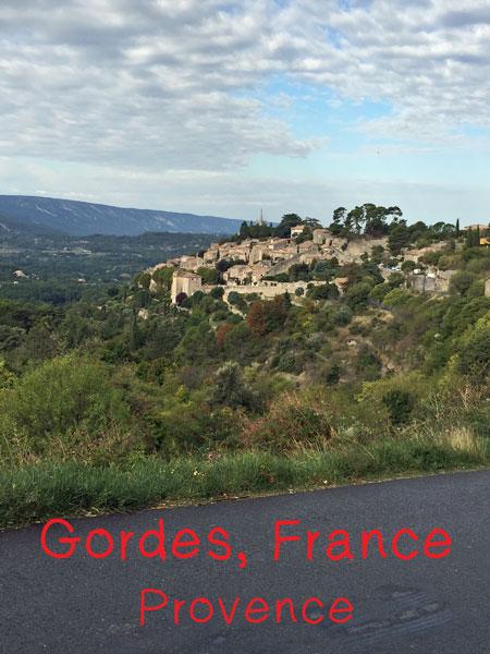 Provence - gordes village