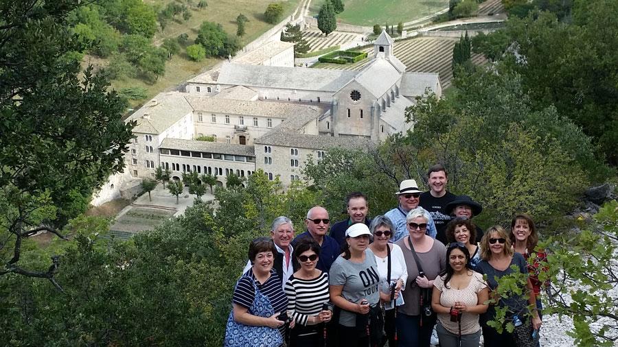 Provence abbaye