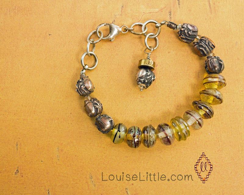 Nevada Silver bracelet