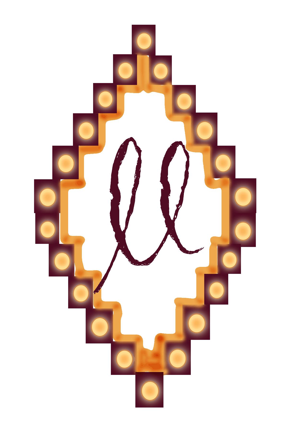 Native American Symbolism The Diamond Louise Little Art Jewelry